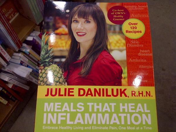 Healthy Cooking Made Easy With Julie Daniluk!