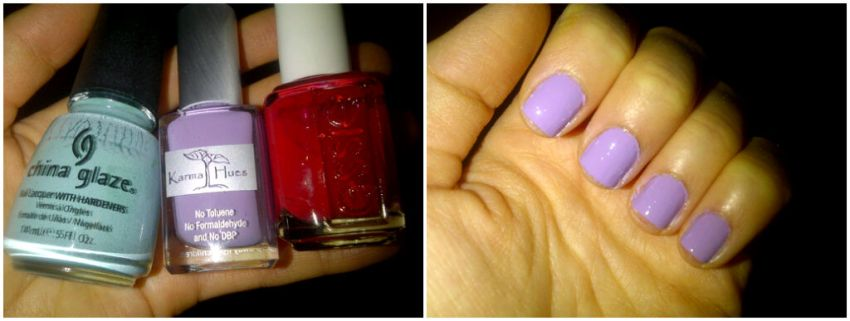 Organic Food? Love. Organic Nail Polish? Not So Much...