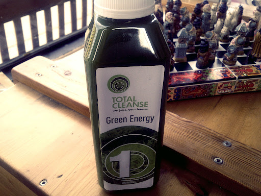 "Juice, Juice Baby! (""Total Cleanse"" Review)"